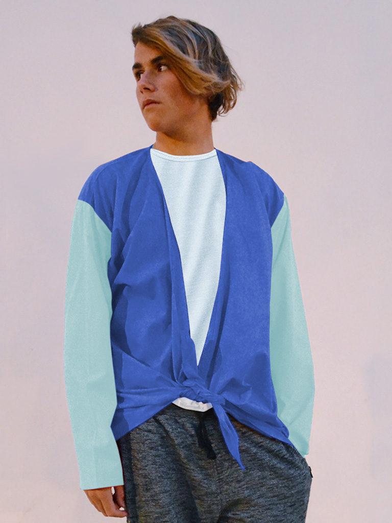Camisa para fiestas en algodón para hombre